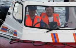 Chìm tàu cá ở Nga, 43 người thiệt mạng