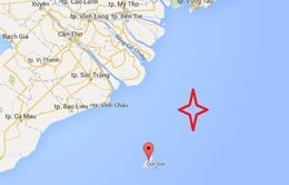 Tàu cá chìm do nổ bình ga, 19 người mất tích