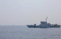 Nhiều máy bay, tàu biển tìm kiếm 2 máy bay quân sự gặp nạn