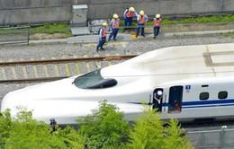 Nhật Bản: Hành khách tự thiêu trên tàu Shinkansen