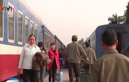Ngừng chạy đôi tàu Hà Nội-Lào Cai: Do giao thôngđường bộ thuận lợi