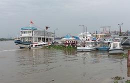 DN ở cảng Bạch Đằngchưa có phương án di dời