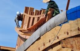 Gia cố tàu bọc vỏ thép được vay 70% tổng giá trị nâng cấp