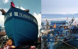 Tiền Giang hỗ trợ vốn đóng mới 41 tàu khai thác hải sản xa bờ