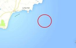 Bình Thuận: Xác định danh tính 7 thuyền viên mất tích