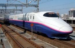 Nhật Bản và Ấn Độ nghiên cứu khả thi dự án đường sắt cao tốc