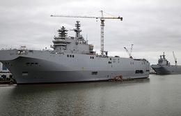 Nga và Pháp hủy hợp đồng mua bán tàu Mistral