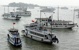 Tàu du lịch Hạ Long phải lắp thiết bị phân ly dầu nước mới được hoạt động