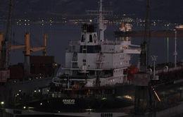 Libya thừa nhận không kích tàu chở dầu của Hy Lạp