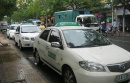 TP.HCM sẽ khống chế lượng taxi để giảm tắc đường