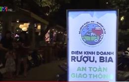Đà Nẵng: Thí điểm taxi miễn phí đưa người say về nhà