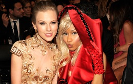 Taylor Swift chính thức xin lỗi Nicki Minaj