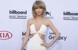"Taylor Swift ""thiêu đốt"" thảm đỏ Billboard Music Awards 2015"