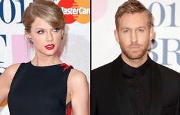 """Bạn bè ủng hộ Taylor Swift """"cặp kè"""" Calvin Harris"""