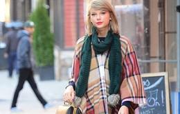 Mặc đẹp trong mùa đông như Taylor Swift