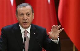 Thổ Nhĩ Kỳ ủng hộ khôi phục quan hệ với Nga