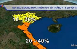 Nguy cơ khô hạn và xâm nhập mặn ở các tỉnh ven biển Trung Bộ