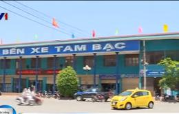 Bến xe Tam Bạc, Hải Phòng lùi hạn đóng cửa 15 ngày
