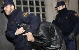 Tây Ban Nha thông qua luật an ninh mới