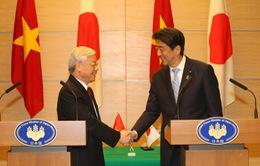 Tầm nhìn về phát triển quan hệ Việt Nam - Nhật Bản