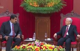 Tổng Bí thư Nguyễn Phú Trọng tiếp Tổng thống, Chủ tịch Đảng Xã hội Chủ nghĩa Thống nhất Venezuela
