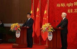 TBT Nguyễn Phú Trọng, Chủ tịch Tập Cận Bình gặp gỡ thanh niên hai nước Việt Nam - Trung Quốc
