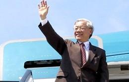 Báo giới Mỹ đặc biệt quan tâm tới chuyến thăm của Tổng Bí thư Nguyễn Phú Trọng