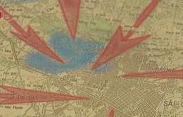 Khí thế thần tốc trong ngày mở màn chiến dịch Hồ Chí Minh
