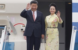 Lễ đón trang trọng Tổng Bí thư, Chủ tịch Trung Quốc Tập Cận Bình tại sân bay