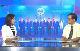 """Ấn Độ, Pakistan gia nhập SCO – Tiền đề thúc đẩy giải quyết """"điểm nóng"""" ở Nam Á"""