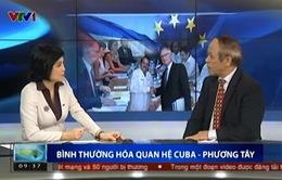 Thuận lợi, thách thức của tiến trình bình thường hóa quan hệ Cuba - phương Tây