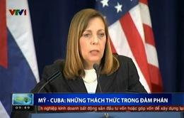Những thách thức trong đàm phán bình thường hóa quan hệ Mỹ - Cuba