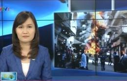 """Syria: 4 năm """"chìm"""" trong bạo lực và xung đột"""