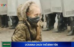 Một năm bất ổn của người dân Ukraine