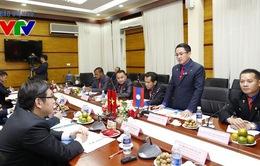 Thành đoàn Thủ đô hai nước Việt Nam - Lào hợp tác vững bền