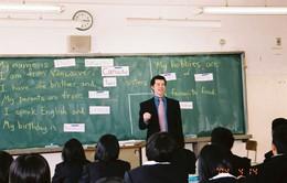 Nhật Bản: Cải tổ việc dạy học tiếng Anh cho học sinh tiểu học