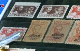 Dấu mốc lịch sử qua tem Bưu chính Việt Nam
