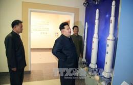Triều Tiên thử thành công tên lửa đạn đạo từ tàu ngầm