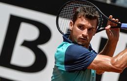 Vòng 1 Rome Masters 2015: Dimitrov, Isner dễ dàng đi tiếp