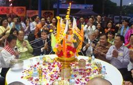Tổ chức Tết cổ truyền một số nước châu Á tại Hà Nội