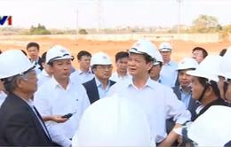 Thủ tướng kiểm tra dự án Bauxite-Alumina Lâm Đồng và Đăk Nông