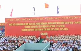Tỉnh Tiền Giang mít tinh kỷ niệm 40 năm giải phóng miền Nam
