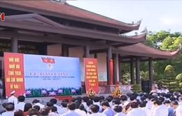Thanh Hóa tổ chức Lễ báo công dâng Bác