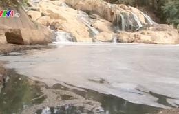 Lâm Đồng: Ô nhiễm nặng đe dọa thác Cam Ly