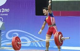 Cử tạ Việt Nam và kỳ tích 3 tấm vé dự Olympic Rio 2016