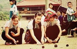 Đồng bào Thái ở Sơn La rộn ràng đón Tết