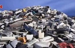 Đến năm 2020, Việt Nam sẽ thải bỏ 10,6 triệu sản phẩm 'rác' điện tử