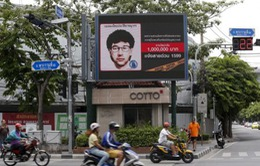 Thái Lan: Nghi can đánh bom ở Bangkok là người nước ngoài