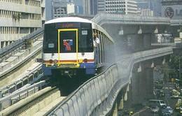 Đường sắt trên cao ở nhiều quốc gia cũng có thiết kế uốn lượn