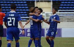 Đại thắng Malaysia 5-0, U19 Thái Lan đặt chân vào trận chung kết